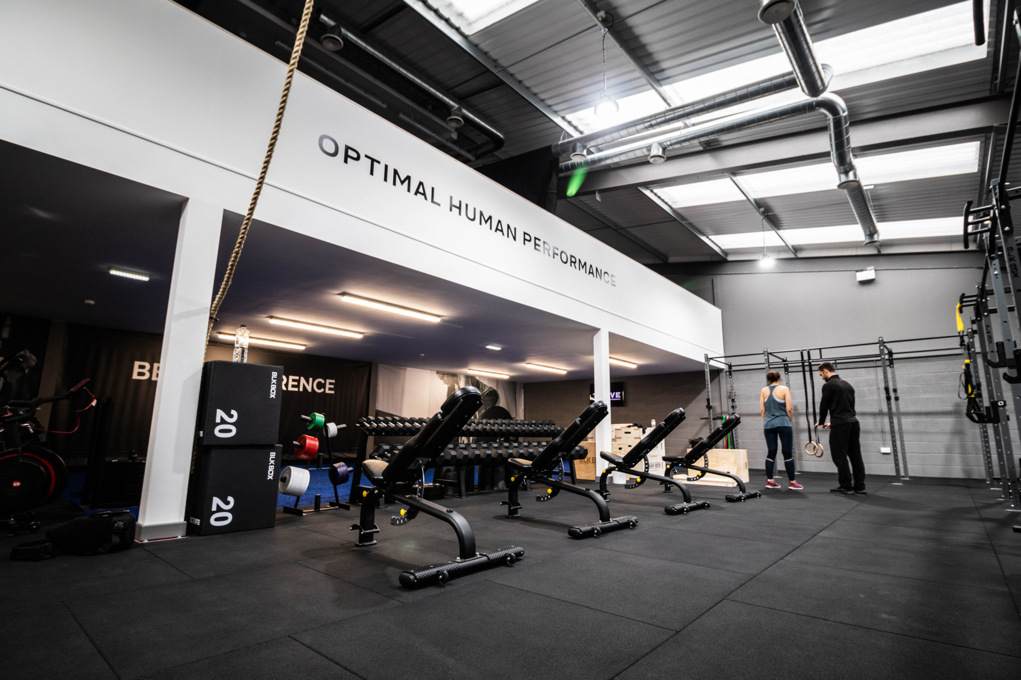 Personal Training Gym 4