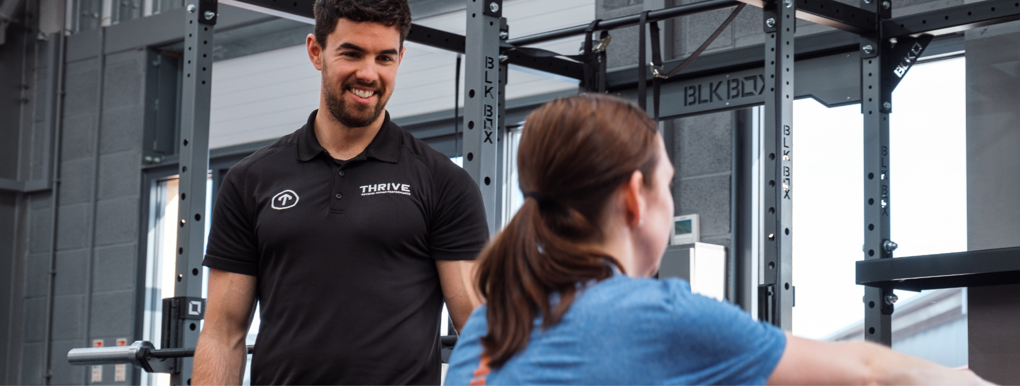 thrive personal trainers